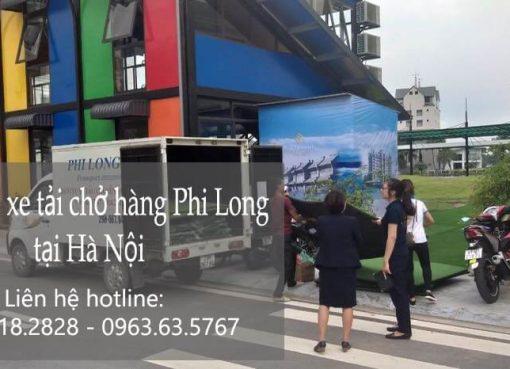 Dịch vụ cho thuê xe tải giá rẻ tại đường Nguyễn Huy Thuận