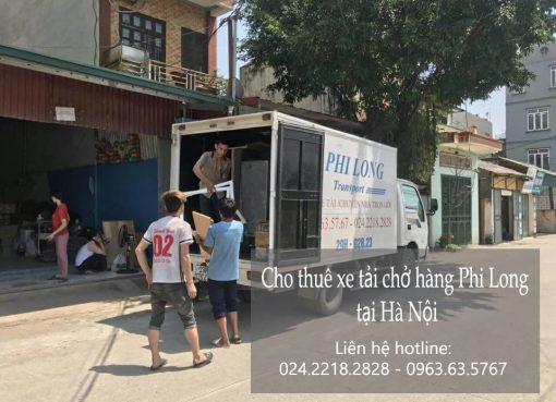 Dịch vụ xe tải giá rẻ tại phố Cửa Nam