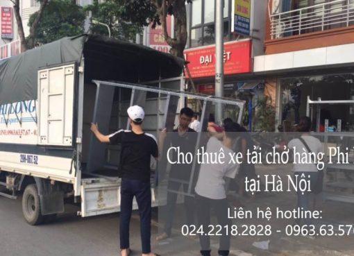Dịch vụ taxi tải tại phố Tố Hữu 2019