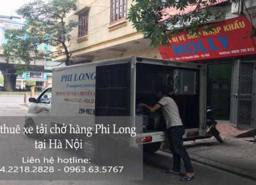 Dịch vụ chở hàng tại phố Hoàng Văn Thái