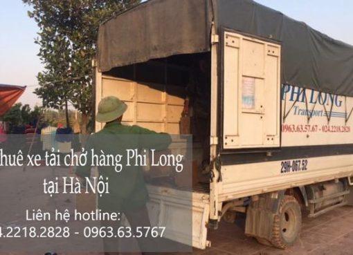 Dịch vụ xe tải chở hàng tại phường Mai Động