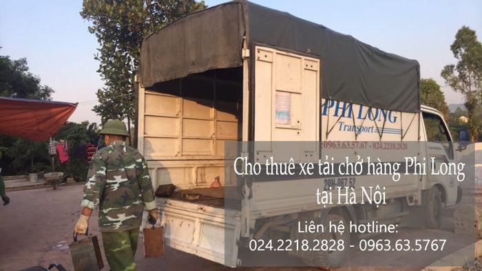 Dịch vụ xe tải giá rẻ tại phố Giang Biên