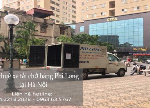 Dịch vụ xe tải tại phố Đường Thành