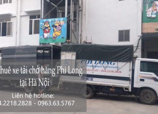 Dịch vụ xe tải tại phố Ấu Triệu