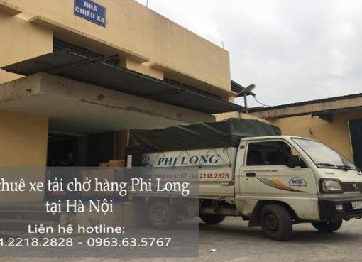 Dịch vụ xe tải tại phố Dã Tượng