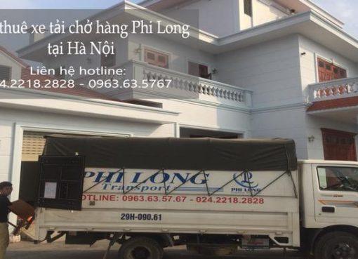 Dịch vụ xe tải tại phố Đặng Tất