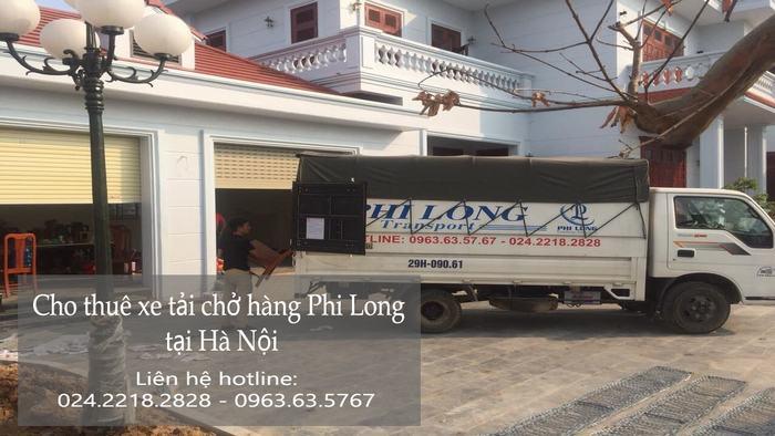 Dịch vụ xe tải tại phố Cửa Đông
