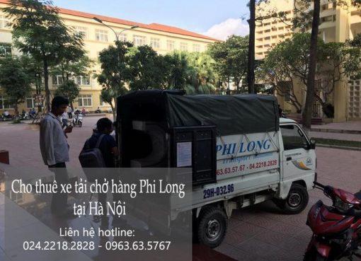 Dịch vụ xe tải chuyển nhà tại phố Huỳnh Thúc Kháng