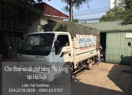 Dịch vụ xe tải tại phố Hàng Chai