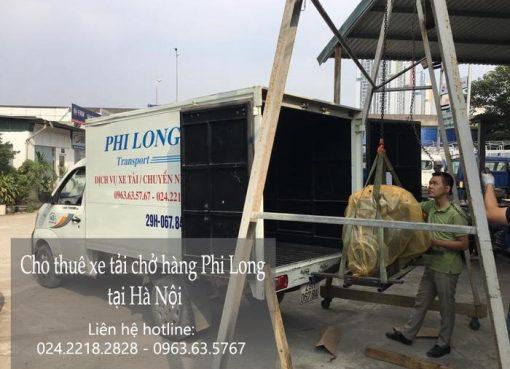 Dịch vụ xe tải chuyển nhà giá rẻ tại phố Kim Mã Thượng