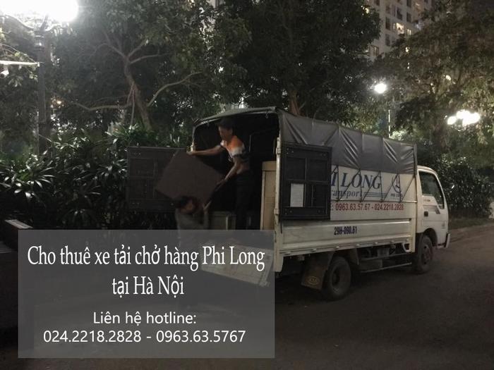 Dịch vụ xe tải giá rẻ tại đường La Thành