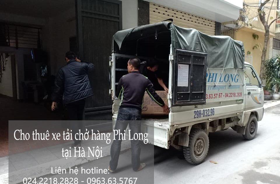 Dịch vụ xe tải tại đường Duy Tân 2019