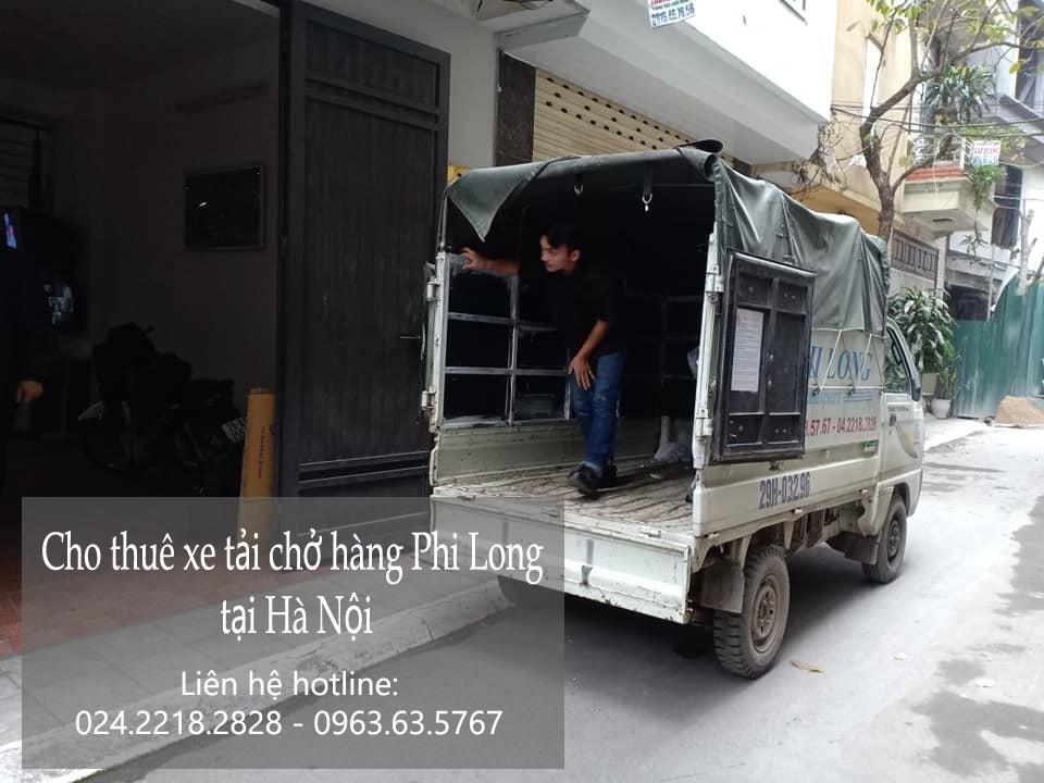 Dịch vụ xe tải giá rẻ tại phố Khương Đình 2019