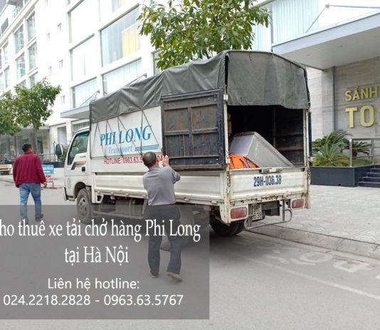 Dịch vụ xe tải giá rẻ tại phố Lê Quý Đôn