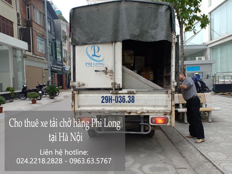Dịch vụ xe tải chở hàng thuê tại phố Lê Quý Đôn