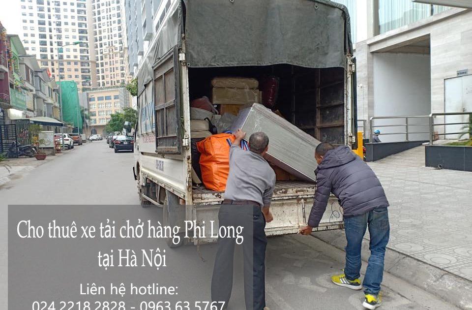 Dịch vụ xe tải tại phố Nguyễn Phạm Tuân
