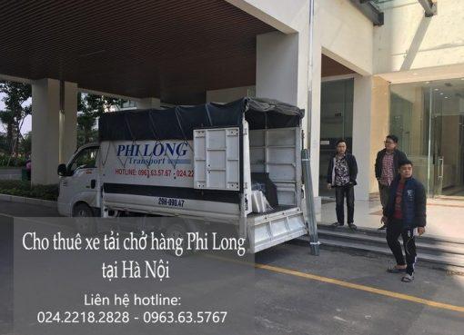 Dịch vụ xe tải giá rẻ tại phố Nguyễn An Ninh