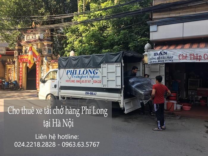 Dịch vụ xe tải tại phố Minh Khai