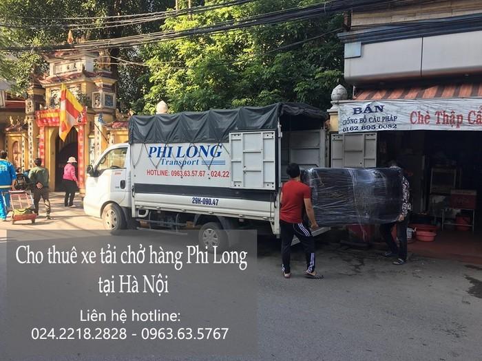 Dịch vụ xe tải chở hàng thuê giá rẻ tại phố Lò Đúc