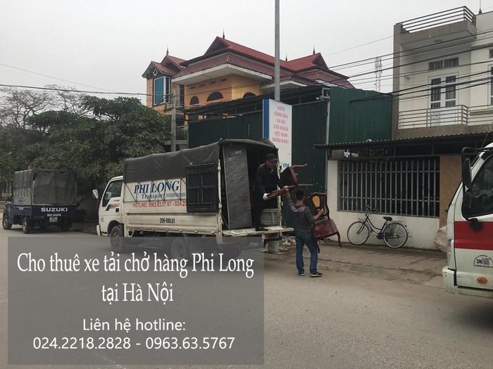 Dịch vụ xe tải tại phố Mai Chí Thọ