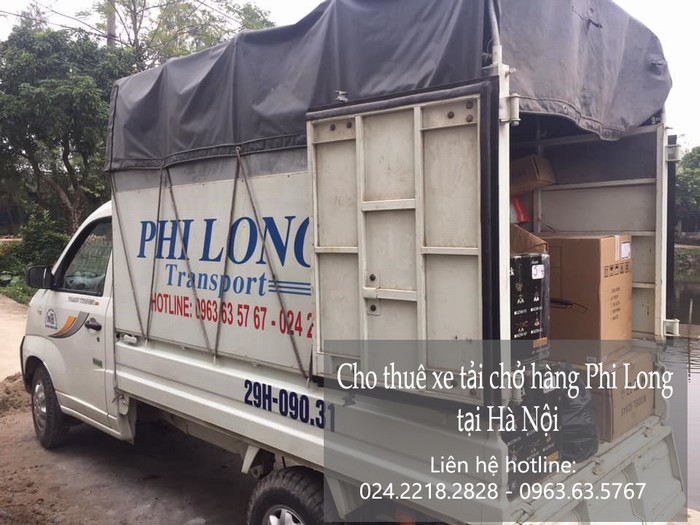 Dịch vụ xe tải tại phố Nguyễn Huy Nhuận