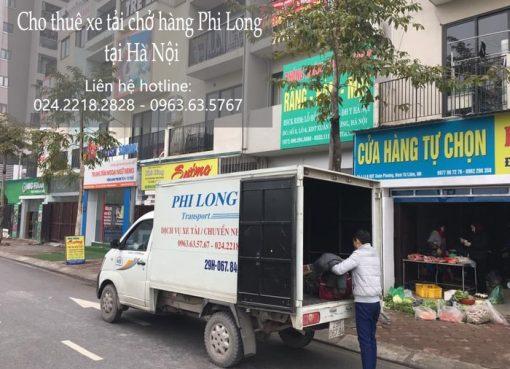 Dịch vụ xe tải tại phố Kẻ Tạnh