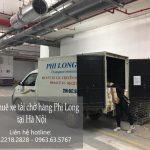 Dịch vụ xe tải tại phố Dương Quang