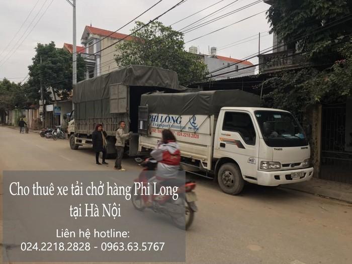 Dịch vụ xe tải tại phố Nguyễn Bình