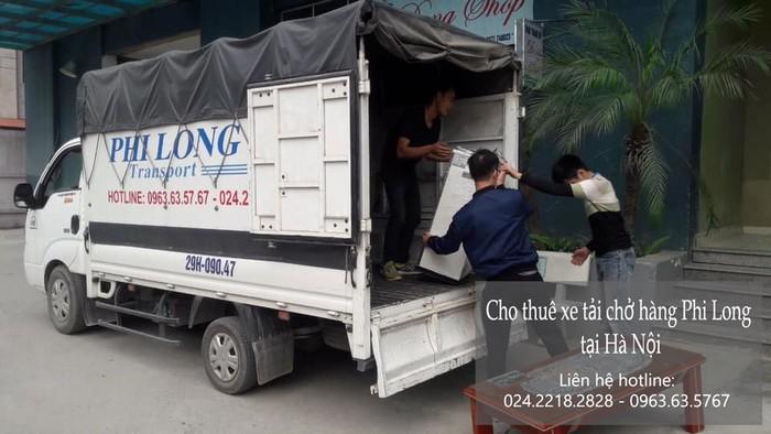 Dịch vụ xe tải 1,25 tấn tại phố Nguyễn Như Đổ 2019