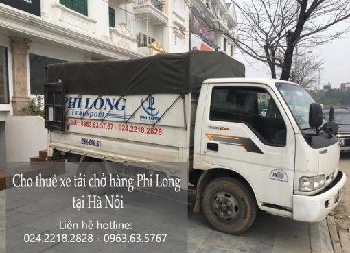 Dịch vụ xe tải tại phố Khúc Thừa Dụ