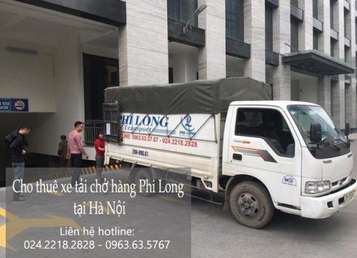 Dịch vụ xe tải tại phố Hoàng Sâm