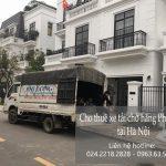 Dịch vụ xe tải tại phố Nguyễn Huy Tự