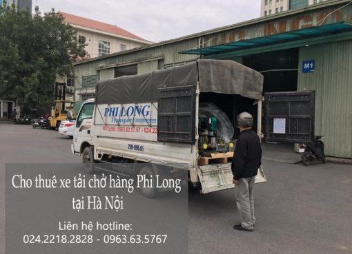 Dịch vụ xe tải tại phố Nam Đuống