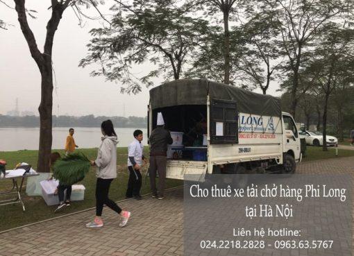 Dịch vụ xe tải giá rẻ tại phố Mạc Thái Tổ