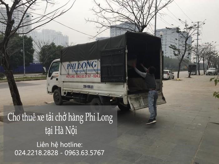 Dịch vụ xe tải tại phố Tây Đăm