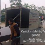Dịch vụ xe tải tại phố Quần Ngựa
