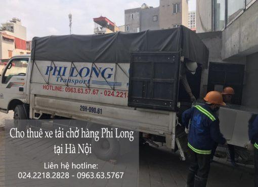 Dịch vụ xe tải tại phố Bắc Cầu
