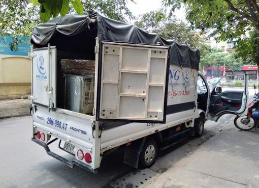Dịch vụ xe tải chuyển nhà giá rẻ tại phố Nguyễn Trãi