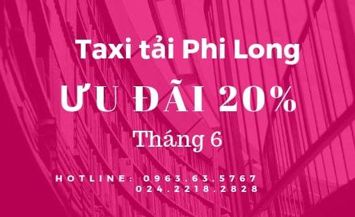 Dịch vụ xe tải Phi Long tại phố Mộ Lao