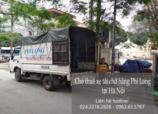 Dịch vụ xe tải Phi Long tại phố Viên