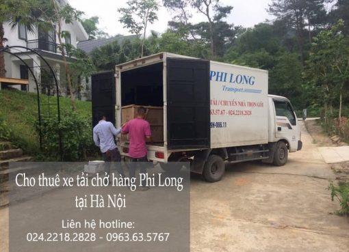 Dịch vụ xe tải chuyển nhà tại đường Thanh Niên