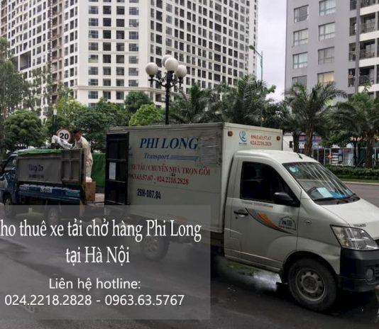 Dịch vụ xe tải tại phố Nguyễn Xuân Nguyên