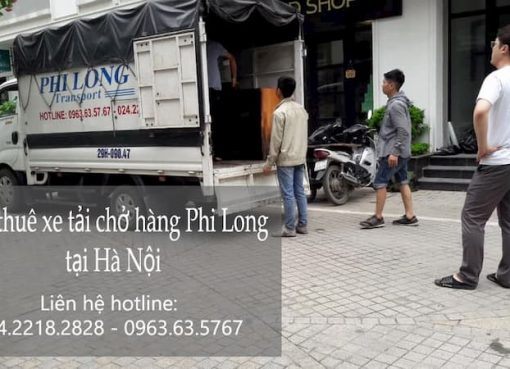 Dịch vụ cho thuê xe tải phố Đức Thắng