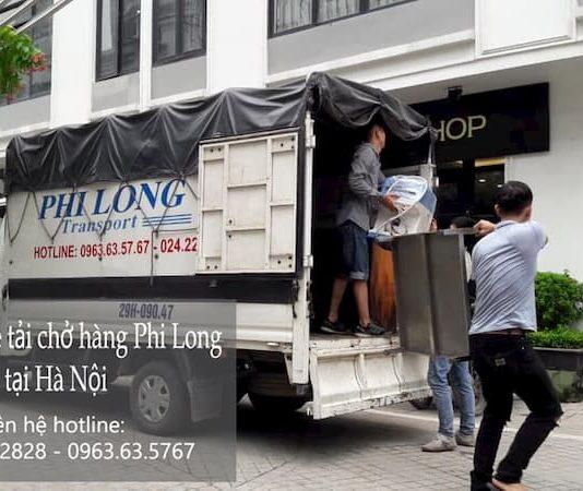 Taxi tải Phi Long tại phố Nam Dư