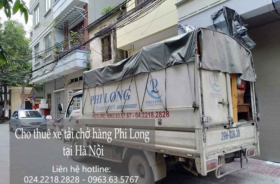 Dịch vụ xe tải tại phố Vĩnh Quỳnh