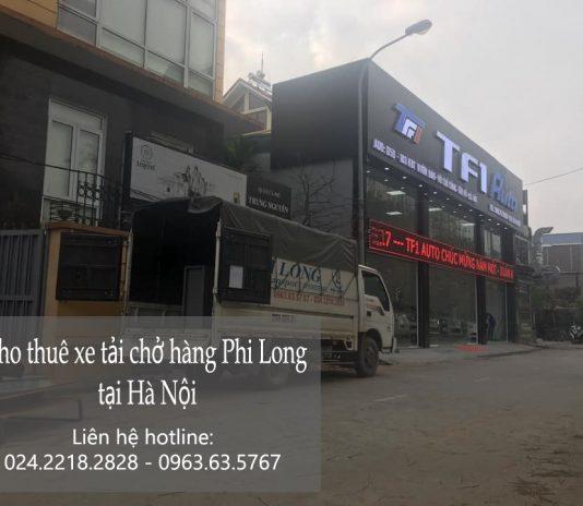 Dịch vụ xe tải Phi Long tại phố Gia Quất
