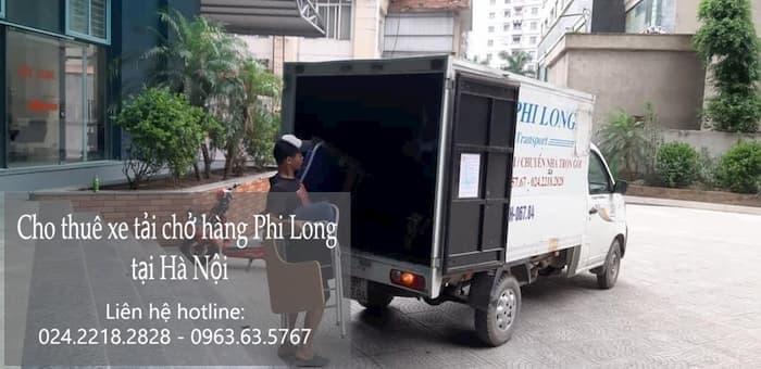 Dịch vụ xe tải tại phố Nguyễn Ngọc Doãn