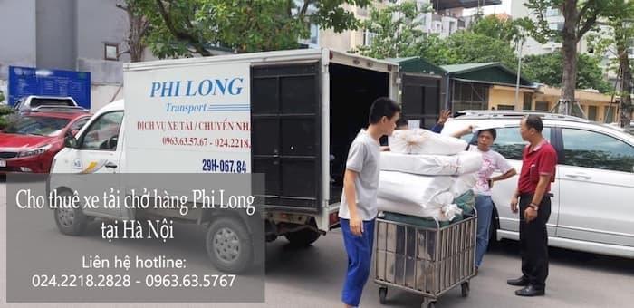 Dịch vụ xe tải tại phường Hàng Bông