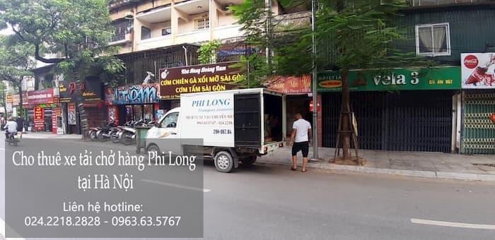 Dịch vụ xe tải tại phố Tam Khương