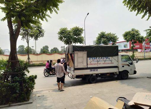 Dịch vụ cho thuê taxi tải Phi Long tại phố Đỗ Đình Thiện